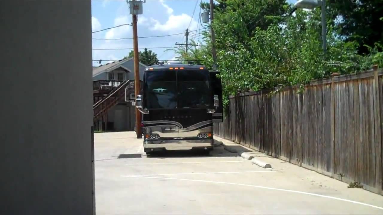 Miranda Lambert Tour Bus Video