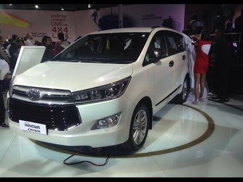 New Toyota Innova Unveiled