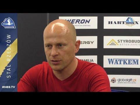 #H69.TV |KONFERENCJA| Stal Rzeszów - Hutnik Kraków |2019.05.01|