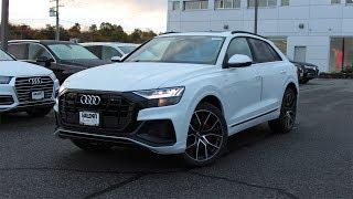 2019 Audi Q8 Prestige: In Depth First Person Look