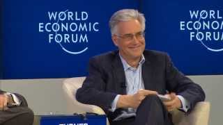 Davos 2014 - Rebuilding Trust in Finance
