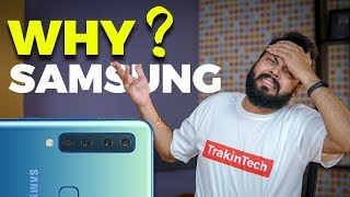 Samsung Galaxy A9 - My Brutally Honest Opinions!!