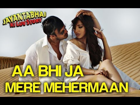 Aa Bhi Ja Mere Mehermaan Feat. Atif Aslam - Official Video Jayantabhai Ki Luv Story video