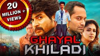 Ghayal Khiladi (Velaikkaran) 2019 New Released Hindi Dubbed Full Movie | Sivakarthikeyan, Nayanthara