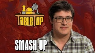 Smash Up: Rich Sommer, Cara Santa Maria, and Jen Timms join Wil on TableTop SE2E06