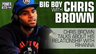 Rihanna Video - Chris Brown Talks about Rihanna
