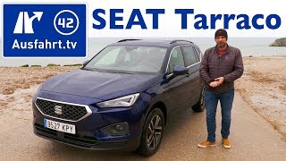 2019 Seat Tarraco 2.0 TDI 150 PS MT6 Style 7-Sitzer - Kaufberatung, Test, Review