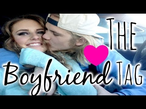 THE BOYFRIEND TAG! Meet my Boyfriend :) | HauteBrilliance