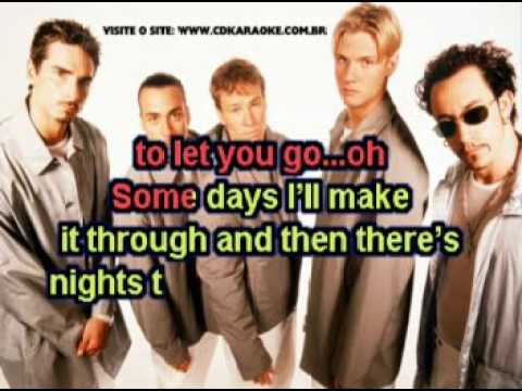 Backstreet Boys, The   Just Want You To Know
