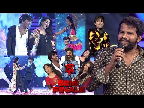 DHEE 10 Semi Final - Dhee 10 Latest Promo - 27th June 2018 - Sudheer, Rashmi, Priyamani, Sekhar