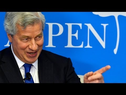 74% Pay Raise For JP Morgan Chase CEO