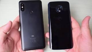 Xiaomi Redmi Note 5 Pro vs Motorola Moto G6 Plus, quale scegliere e perchè?