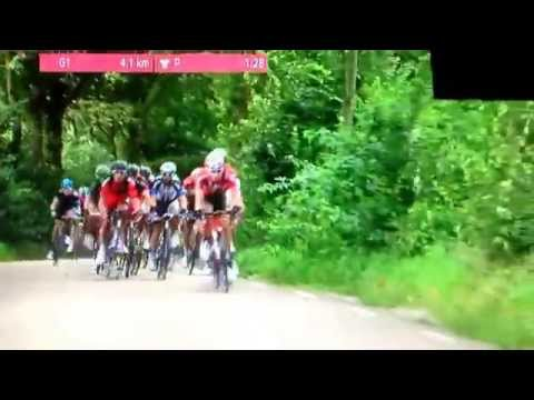 Eneco tour stage 7 last stage on the tour