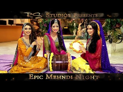 Epic Mehndi Night | RS Studios