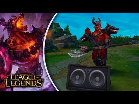 NASUS AP TOP COM O ITEM DE SUPORTE - League of Legends [patch 7.18]
