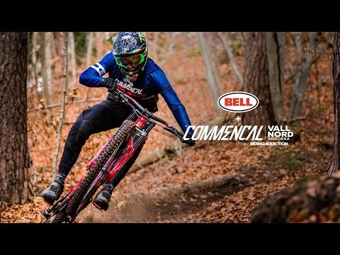 Commencal Vallnord Joins Bell