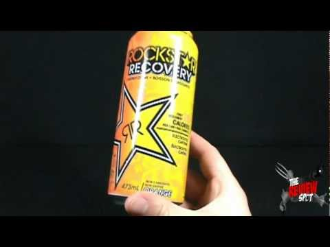 Rockstar Recovery Energy Drink