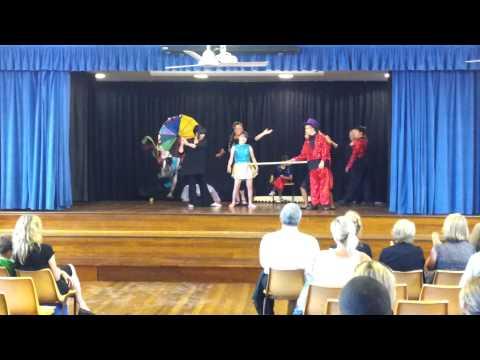 Fisher Road's Got Talent video