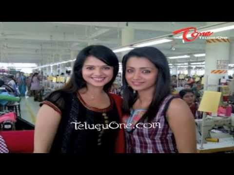 Actress Trisha's Personal Life Photos video