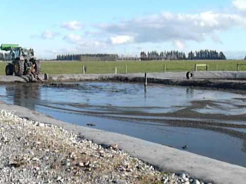 Anaerobic lagoon for Design of anaerobic pond