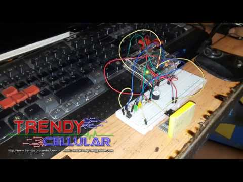 Arduino Tutorial - Laser security system-Xilfycom