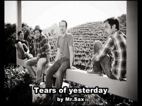 Hoobastank - Tears Of Yesterday