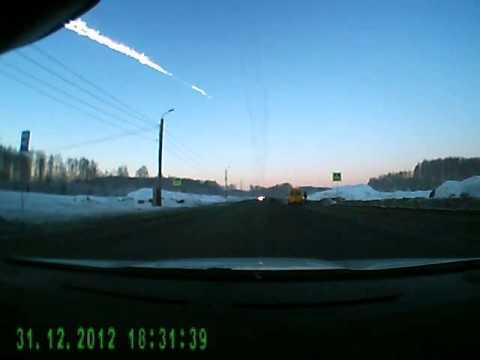 Meteorīts Krievijā