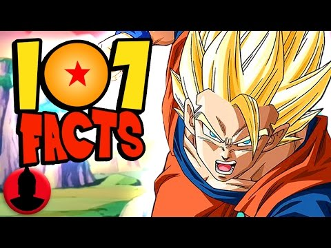 107 Dragon Ball Z Anime Facts YOU Should Know! - (107 Anime Facts S1 E5) - Cartoon Hangover