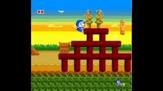 PC Engine Longplay [170] Doraemon: Nobita no Dorabian Night