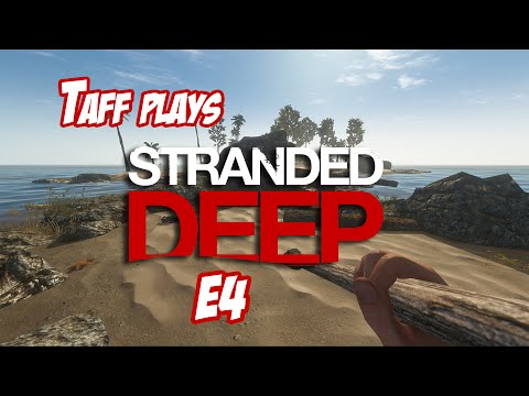 Taff Plays - Stranded Deep - Whaling about