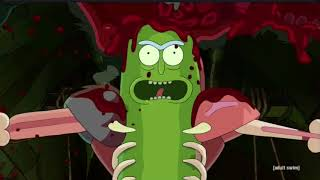 Pickle Rick ~ King Of The Dead