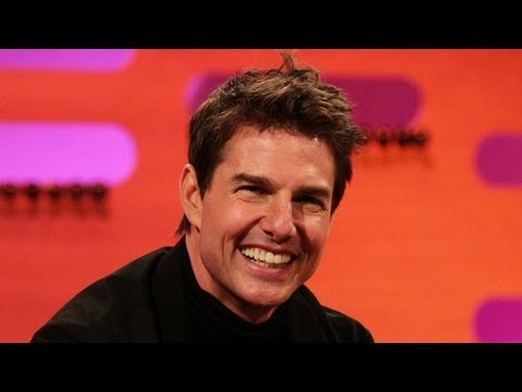 TOM CRUISE: My Classic Movie Lines! (The Graham Norton Show)