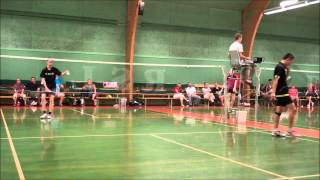 Badminton Lucky Shot