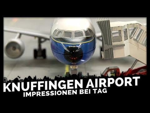 Knuffingen Airport: Impressionen bei Tage