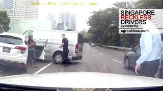 [SRD Community] Rochor Exit ECP Traffic Accident