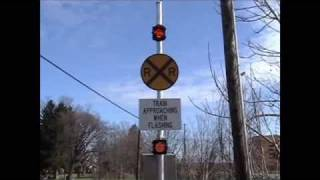AWS Railroad Crossing Video