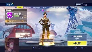 Fortnite Live - Rising Console Player - 120+ Wins Started Season 4 - Family Friendly Streamer