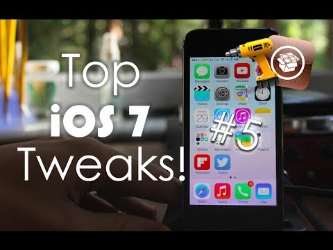 Top iOS 7 Jailbreak Tweaks #5: BEST Dock Tweak for iOS Users! (ClassicDock)