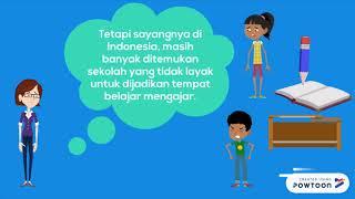 4.B Peningkatan Kualitas Pendidikan Sebagai Media Pengurangan Masalah Narkoba di Indonesia