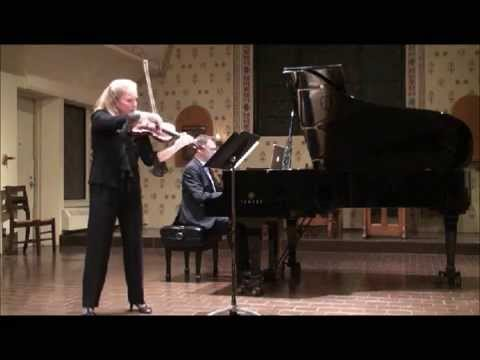 Bela Bartok: Sonata No. 1 - III. Allegro Chase/Connelly