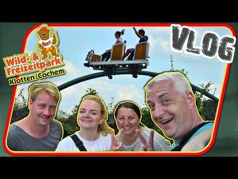 Wasser, Spass & Tiere im Wild- & Freizeitpark Klotten + Öcher Bend - VLOG #41