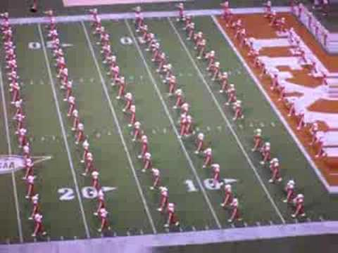 Longhorn Band - Epic FAIL