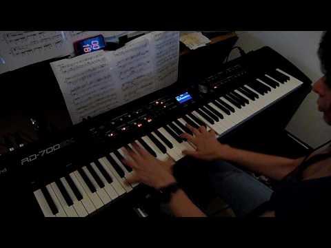 Metallica - One - Piano Cover - Version 2 [hd] video