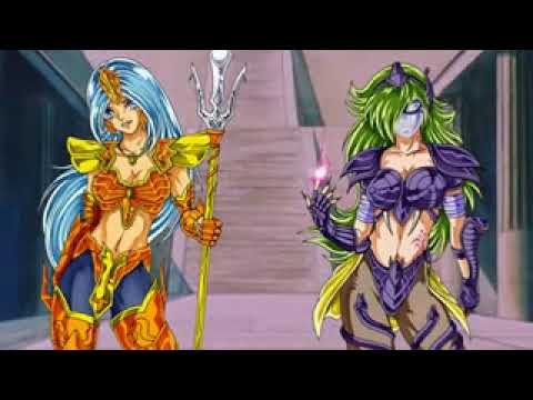 saint seiya - Knights angel  - poseidon chapter