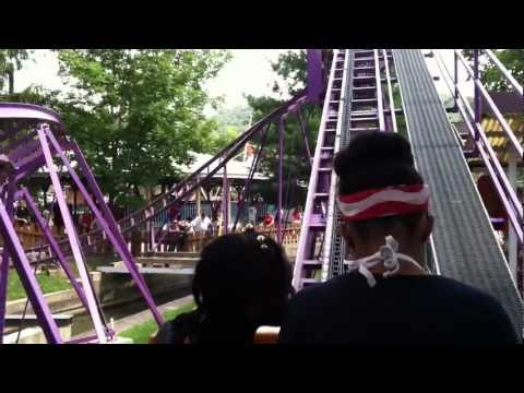Kozmo's Kurves At Knoebels Amusement Resort - 8/12/12