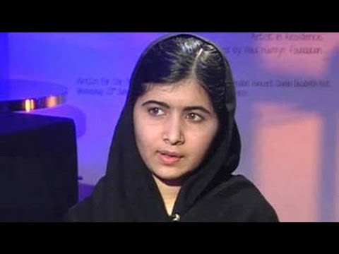 Malala Yousafzai: Daughter of courage