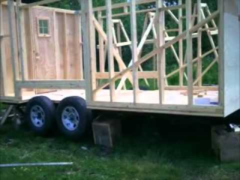 summer project travel trailer
