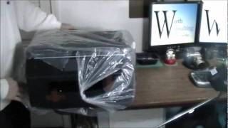 Lexmark OfficeEdge Pro5500 Unboxing & Setup