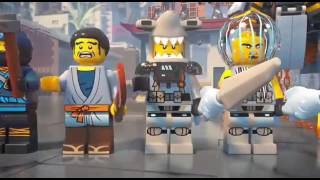 LEGO Ninjago Movie Set Commercials
