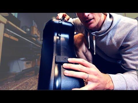 Unboxing a BAM Cabine saxophone case // VLOG #131